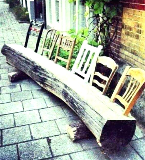Groovy 45 Wood Garden Bench Ideas Woodworking24Hrs Creativecarmelina Interior Chair Design Creativecarmelinacom